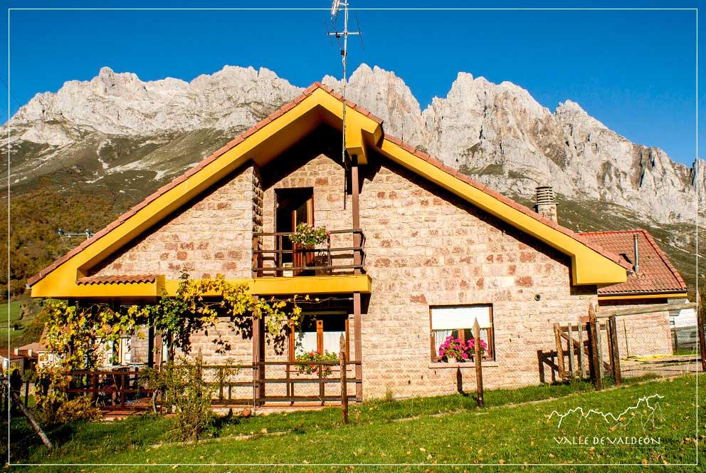 Casa Rural Llambrión