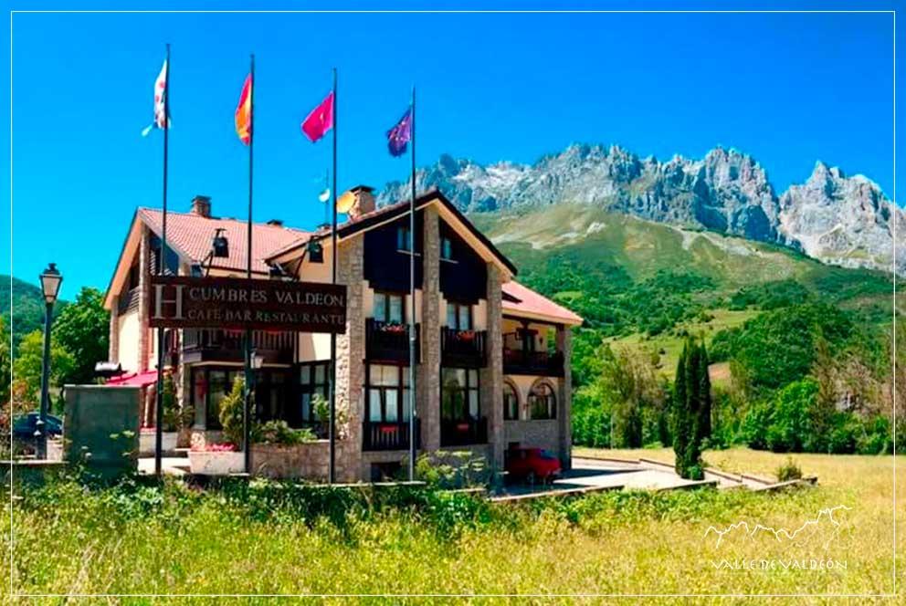 Hotel Cumbres de Valdeón