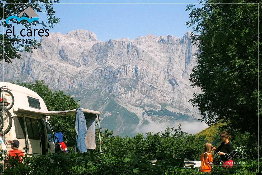 En Autocaravana Por Picos De Europa Disfruta Del Valle De Valdeón