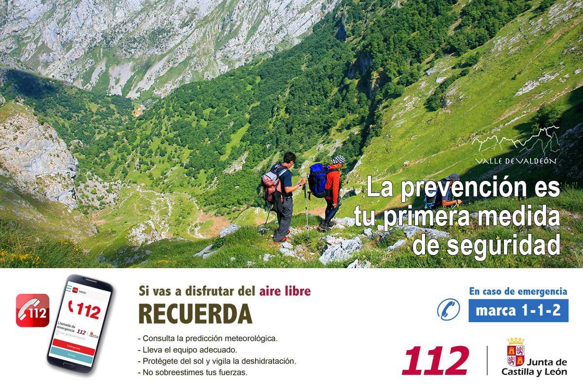 Información emergencias 112