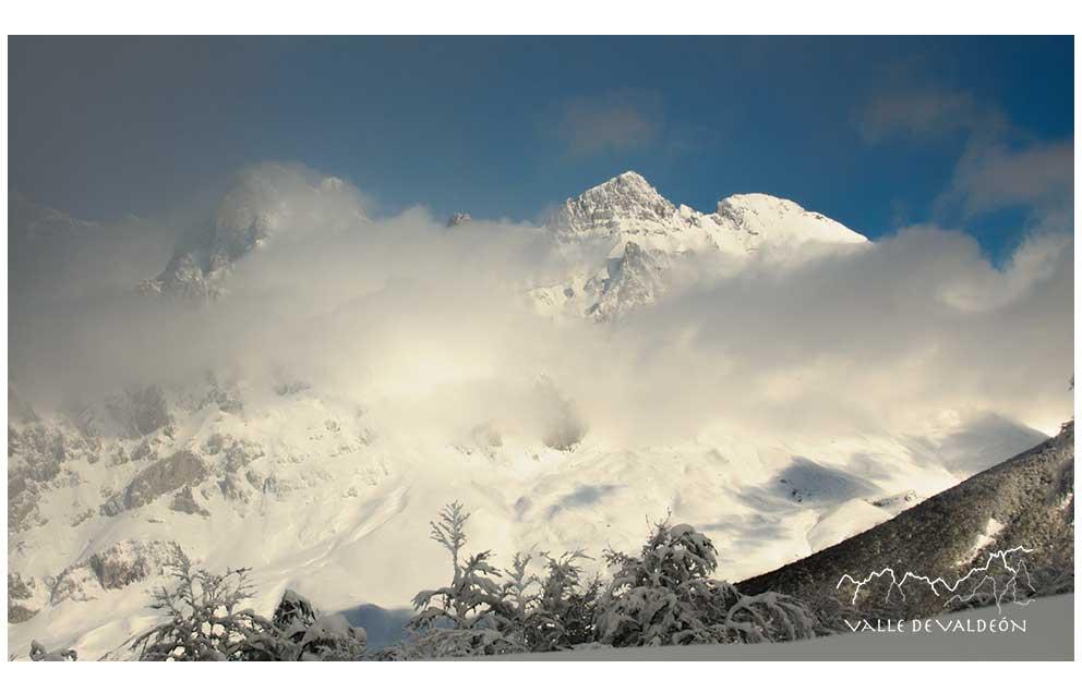 Geografía y naturaleza de alta montaña